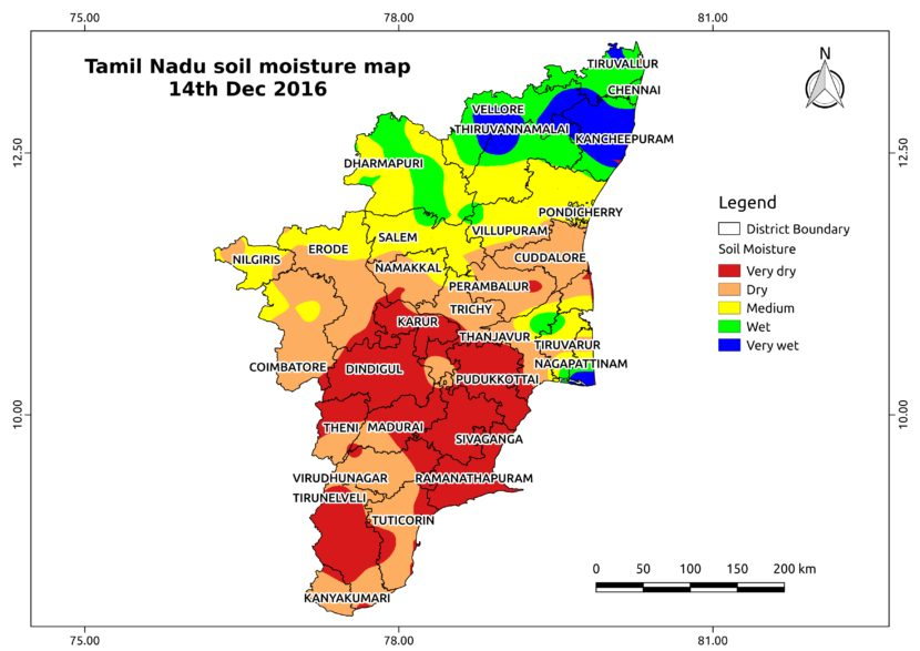 Soil moisture map tamil nadu aapah innovations pvt ltd soil moisture map tamil nadu gumiabroncs Image collections